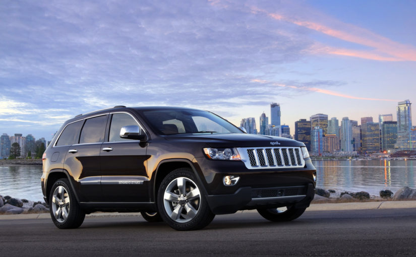 Zakup samochodu terenowego – Jeep Grand Cherokee