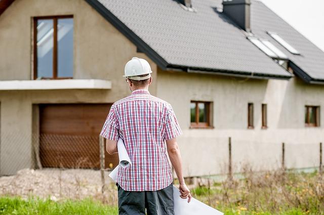 Budowa domu – okna i rolety